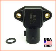DTC Auto 4 Bar Map Sensor Honda Acura B, D, H, & F Series s2000, civic prelude