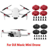 For DJI Mavic Mini RC Quadcopter 4pcs Motor Dust-proof Cover Metal Case Shell