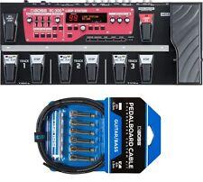 New Boss RC300 Looper Guitar Effect Pedal!