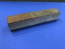 5 X American Oak Whiskey Barrel wood pen blanks