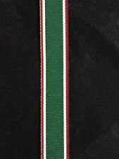 Operational Service Medal – Sudan, Miniature Ribbon, 40 inches
