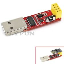 Breadboard Adapter USB to ESP8266 ESP-01 ESP-01S Wifi Module With CH340G Driver