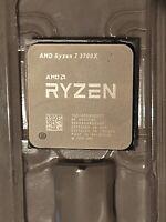 AMD RYZEN 7 3700X 8-Core (16 thread) 3.6 GHz (4.4 GHz Max Boost) AM4 CPU