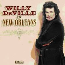 Willy DeVille - In New Orleans [New CD] UK - Import