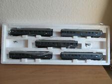 "Märklin MHI Sondermodell 42610 DB F- Zug ""Blauer Enzian"" Innenbleuchtung, neu"