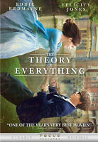 The Theory of Everything (DVD, 2015) NEW SEALED - FREE SHIPPING