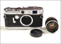 【EXC+5】 Canon VT 35mm rangefinder film camera + 50mm F1.8 lens from JAPAN 1178