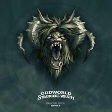 MICHAEL BROSS - ODDWORLD: STRANGER'S WRATH-OFFICIAL SOUNDTRACK  2 VINYL LP NEU