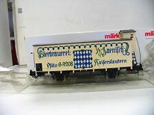 MÄRKLIN SPUR I 58313 GEDECKTER GÜTERWAGEN G10 JAENISCH  SP220