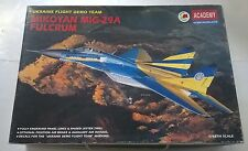 ACADEMY 1:48 KIT MIG-29 FULCRUM MIKOYAN  UKRAINE FLIGHT DEMO TEAM   ART  2128
