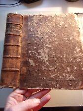 Plinius Naturgeschichte Zweiter Band von 1765