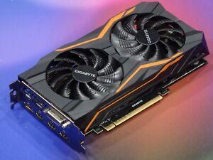 GIGABYTE GeForce GTX 1050 Ti G1 GAMING 4GB 4G 128-bit GDDR5 PCI-E 3.0 Video Card