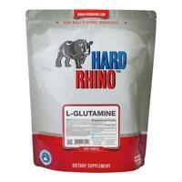Hard Rhino L-Glutamine Powder, 1 Kilogram (2.2 Lbs), 1 Lbs)