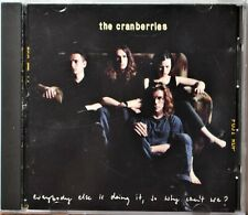 CD Cranberries Everybody Else is Doing It So Why Can't Linger Extras Ship Free B