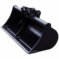 "Excavator Bucket For Yanmar B15-3 SV15 VIO15 6/"" Rhinox Mini Digger"
