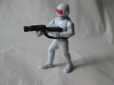 "1986 Mattel Guts Laser Fighter ""Captain Burns"" F33 Space Soldier Figure (Mint)"