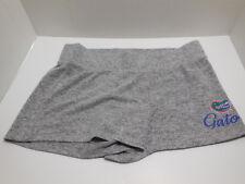 New Ladies Florida Gators NCAA Blue Womens Lounge Shorts Size Medium Grey