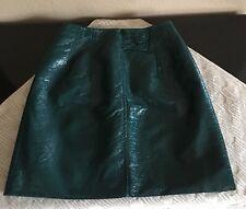Topshop Unique Skirt Dark Green Size US 2 / 34 EUR