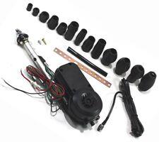 Audi 80 Cabriolet Automatic Electric Car Antenna Chrome Antenna 12v NEW