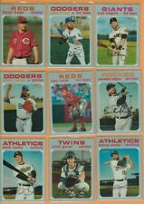 2020 Topps Heritage /571 Silver Chrome Refractor Lot You Pick 5, VERY TOUGH!