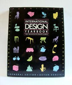 The International Design Year Book n°3 - 1987/88 par Phillippe Starck