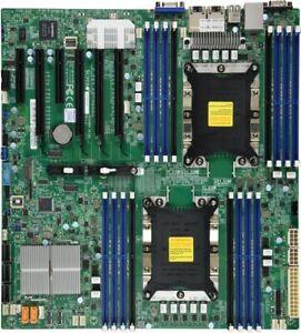 Supermicro X11DPI-NT | LGA3647 | Intel C622 | 16x DDR4 | 14x SATA | 2x 10GBe-T