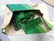 RARE Vintage Ertl John Deere Turbo Combine JD 1/16 Scale 582 - Diecast Farm Toy