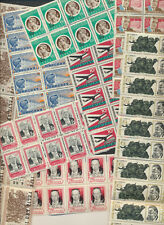 Uruguay Dealer Wholesale Stamp Lot 10 Ea of 8 Different Mint Nh Pictorial Stamps