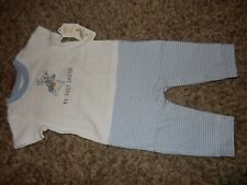 2017 Nwt 3-6M GyMbOrEe Peter Rabbit My First Easter Pants Romper Outfit Boys
