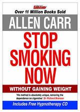 Stop Smoking Now,Allen Carr,Very Good Book mon0000065736