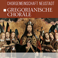 CD Gregorianische Gesänge von Chorgemeinschaft Neustadt
