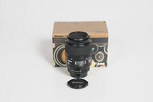 Nikon Nikkor AF 105mm f2.8 D Micro Lens 105/2.8 #205