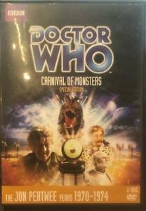 Doctor Who - Carnival of Monsters (DVD, 2012, 2-Disc Set, Special Edition)
