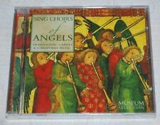 Sing Choirs of Angels NEW & Sealed CD Traditional Carols & Christmas Music