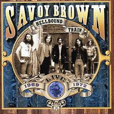 NEW - Hellbound Train by Savoy Brown