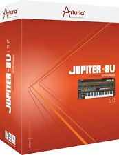 NEW Arturia Jupiter 8V Roland 8 Analog Synthesizer Instrument Cubase Plug In