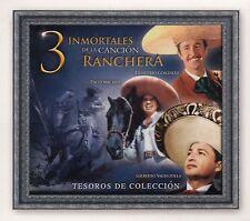 Paco Michel,Demetrio Gonzalez,Gilberto Valenzuela, 3 Inmortales de la cancion