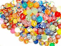 15 x Bouncy Jet Balls 27mm Boys Party Bag Fillers Toys