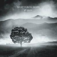 Shattered Hope Vespers DigiCD Death Doom Metal from Greece ffo Mourning Beloveth