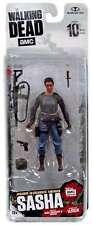 NEW Exclusive Walking Dead Sasha Action Figure AMC Series 10 McFarlane Walgreens