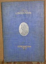 The Illustrated London News Corononation 1937 Issue-King George VI/Elizabeth