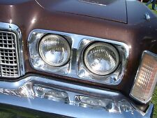 Scheinwerfer Chrysler Newport Town and Country 60-76
