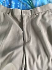 "M&S Mens Trousers 32""W 31""L Sand / Khaki"