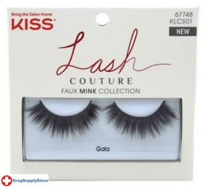 BL Kiss Lash Couture Faux Mink Gala - Two PACK