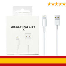Cable USB Lightning Rápida Cargador Datos para iPhone 6,6s,7,8,X,XR,XS,MAX, iPad