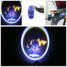 Motorbike Projection LED Laser Light Ghost Shadow Transformers Logo For Kawasaki