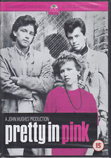 Pretty in Pink (1986) Molly Ringwald, Andrew McCarthy New & Sealed UK R2 DVD