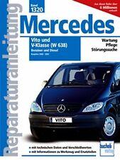 Reparaturhandbuch Mercedes Vito & V-Klasse Benziner & Diesel  00-03