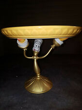 Extremely Rare! Walt Disney Beauty and The Beast Lumiere Butler Figurine Statue