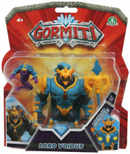 Gormiti Deluxe 12cm Action Figure - Lord Voidus with Light-Up Function